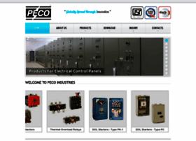 pecoindustries.com