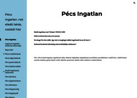 pecsingatlan.net