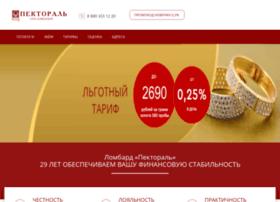 pectoral.ru