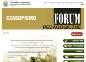pedagogika.uksw.edu.pl