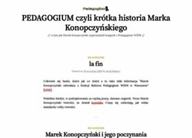 pedagogium.edu.pl
