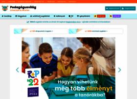 pedagogusvilag.hu
