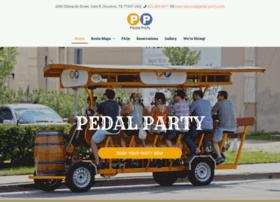 pedal-party.com