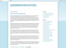 pedaleandocomotu.blogspot.com.es