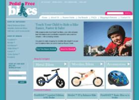 pedalfreebikes.com