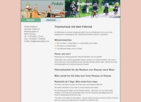 pedaloradtours.de