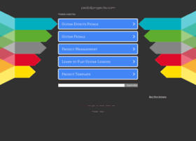 pedalprojects.com