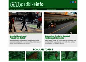 pedbikeinfo.org