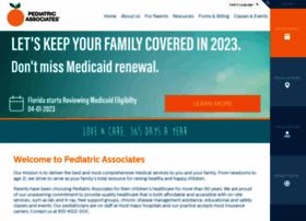 pediatricassociates.com