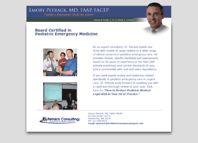 pediatricemergencyexpert.com