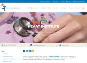 pediatricheart.org