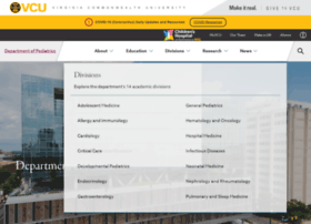 pediatrics.vcu.edu