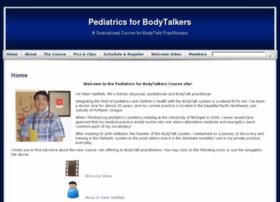 pediatricsforbodytalkers.com