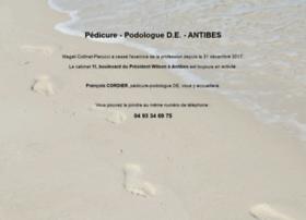 pedicure-podologue.eu