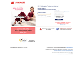 pedidos.andrea.com