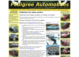 pedigree-automobiles.co.uk