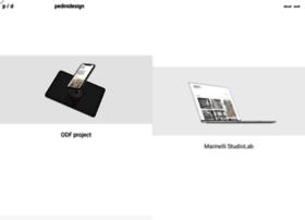pedinidesign.it