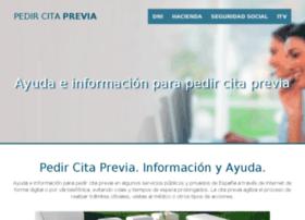 pedircitaprevia.com