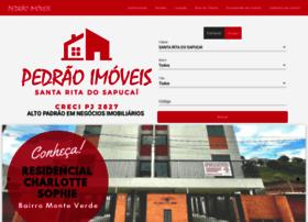 pedraoimoveis.com.br
