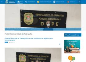 pedregulho.sp.gov.br