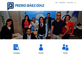 pedrobaezdiaz.com