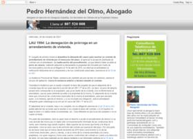 pedrohernandezabogado.blogspot.com