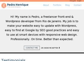 pedrohs.com