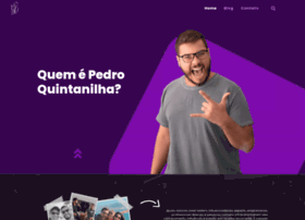 pedroquintanilha.com.br