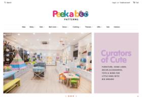 peekaboopatterns.com
