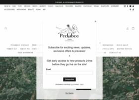 peekaboovintage.com