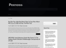 peenoss.com