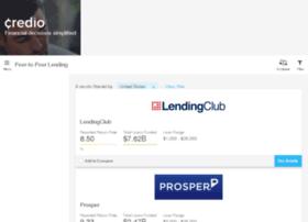 peer-to-peer-lending.credio.com