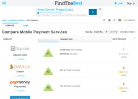 peer-to-peer-payments.findthebest.com