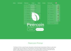 peercoin.com