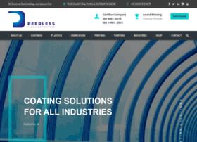 peerless-coatings.co.uk