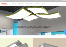 peerless-lighting.com