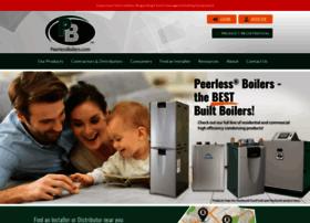 peerlessboilers.com