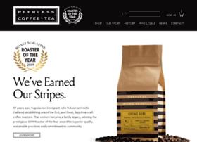 peerlesscoffee.com
