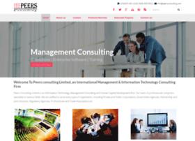 peersconsulting.com