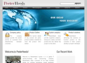 peeterheeds.com