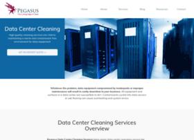 pegasusdatacentercleaning.com