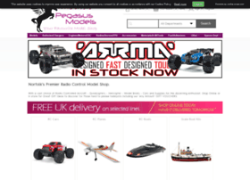 pegasusmodels.co.uk