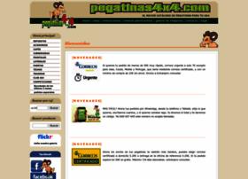 pegatinas4x4.com