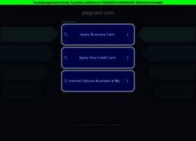 pegcard.com