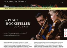 peggy.rockefeller.edu