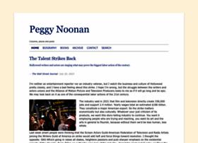 peggynoonan.com