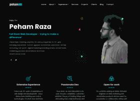 pehamraza.com