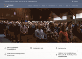 pehoogland.co.za