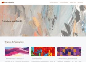 peintures-abstraites.fr