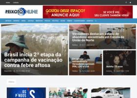 peixotoonline.com.br